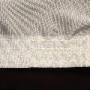 Nylon Christian Flag: Lock-stitched