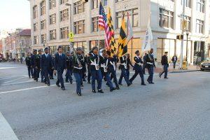 Veterans_Day_parade_in_Baltimore,_2016