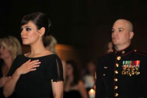 Top 4 Celebrity Dates at Marine Ball