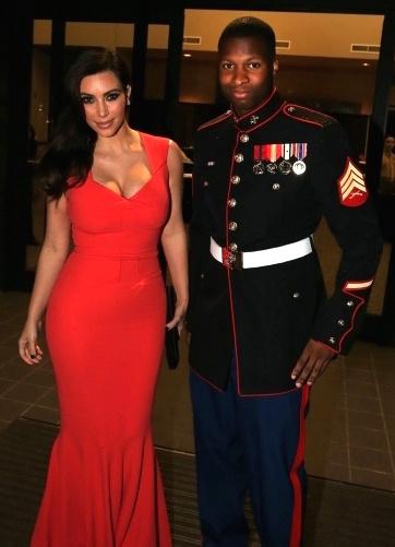 Marine Corp Ball