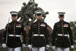 The Difference Between a Marine and a Soldier