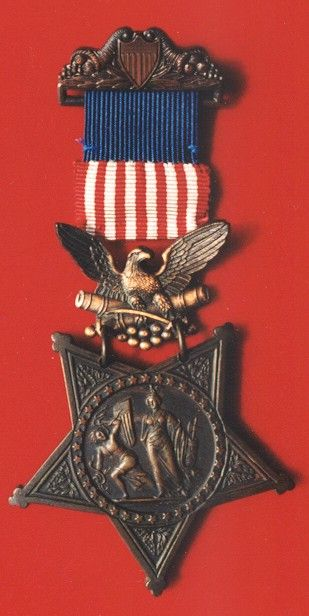 Medal of Honor - Side