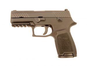 US Army Testing New Handgun