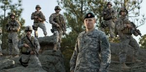 A Day in the Life of a Soldier