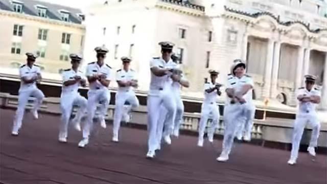 military music videos