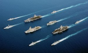 US Navy Developing Waterproof Coating for Ships